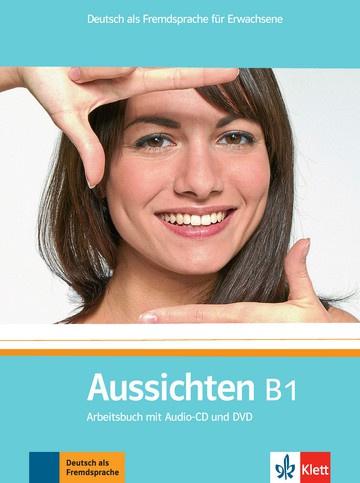 Aussichten B1 Werkboek met Audio-CD en DVD