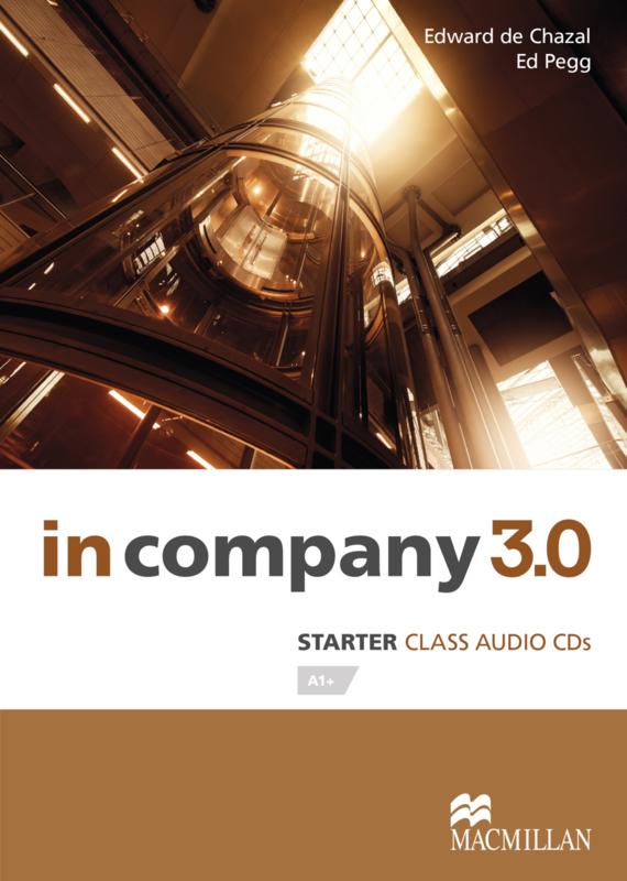 In Company 3.0 Starter Level Class Audio CD