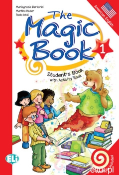 The Magic Book 1 Sb With Activity