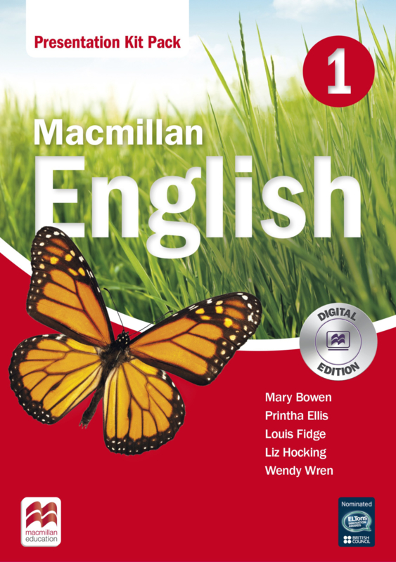 Macmillan English Level 1 Presentation Kit Pack