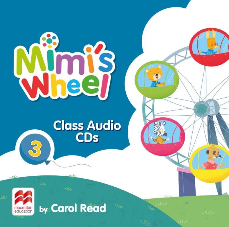 Mimi's Wheel Level 3 Audio CD