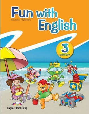 Fun With English 3 Primary Student's Book International