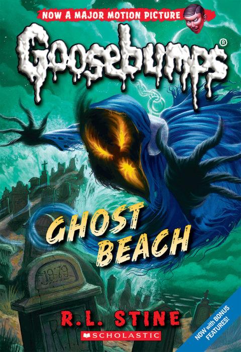 Classic Goosebumps #15: Ghost Beach