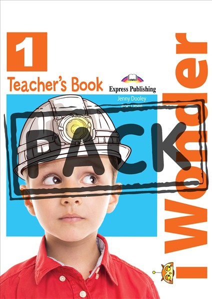 I-wonder 1 Teacher's Book (with Posters) (international)