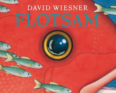 Flotsam (David Wiesner) Paperback / softback