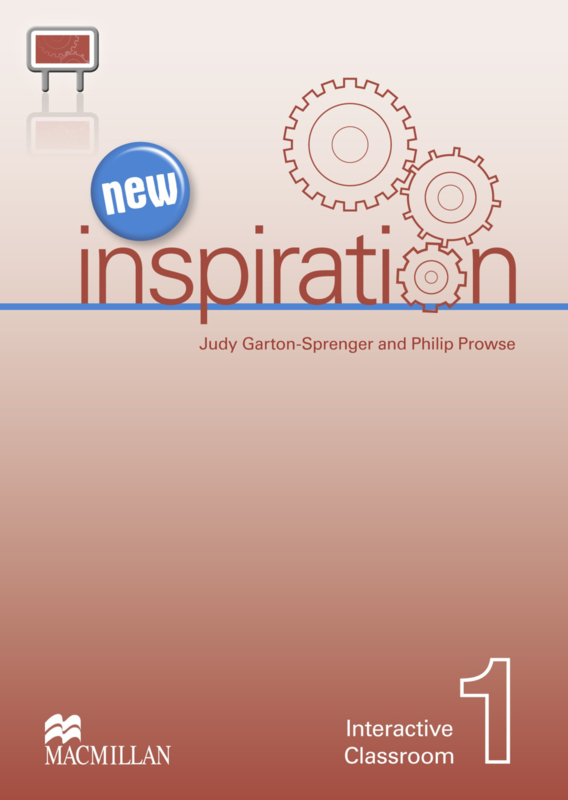 Inspiration New Edition Level 1 Digital Single user