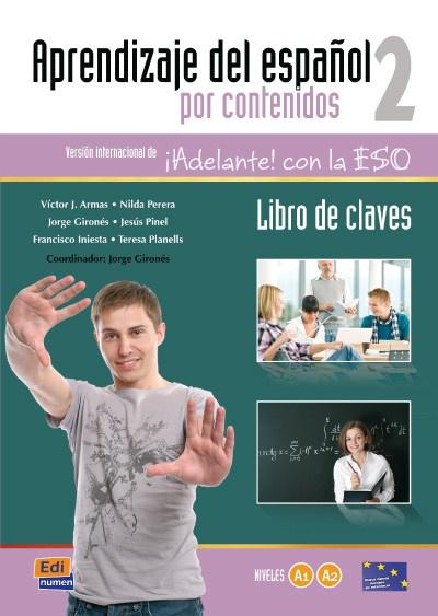 Aprendizaje por contenidos 2 - Libro de claves