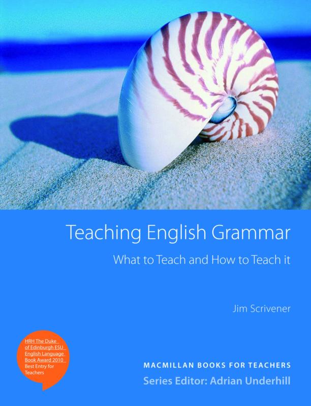 Teaching English Grammar  Books for Teachers