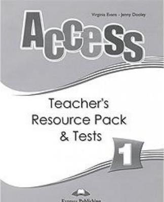 Access 1 Teacher's Resource Pack & Tests (international)