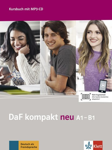 DaF kompakt neu A1-B1 Studentenboek met MP3-CD