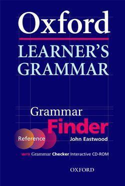 Oxford Learner's Grammar:: Grammar Finder : With Grammar Checker Interactive CD-ROM