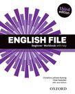 English File Beginner Workbook With Key