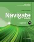 Navigate A1 Beginner Workbook With Cd (with Key)