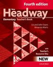 New Headway Elementary A1-a2 Teacher's Book + Teacher's Resource Disc