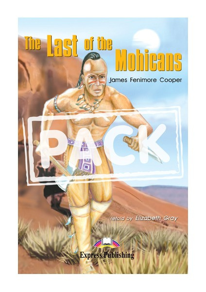 The Last Of The Mohicans Set (with Cd)