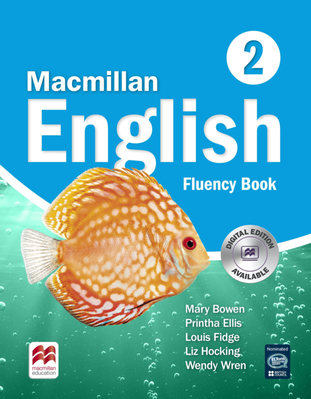 Macmillan English Level 2 Fluency Book