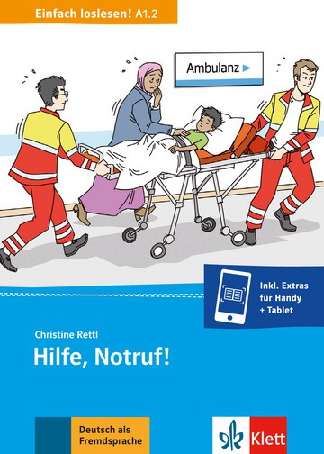 Hilfe Notruf! Buch + Online-Angebot