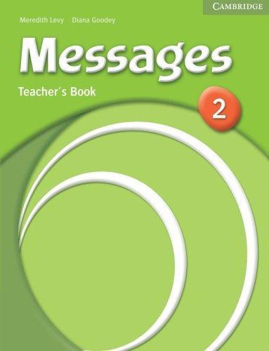 Messages Level2 Teacher's Book