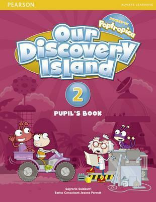 Our Discovery Island Level 2 Leerlingenboek (Pupil's Book)