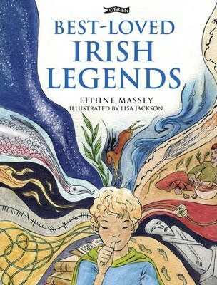 Best-Loved Irish Legends (Eithne Massey, Lisa Jackson)