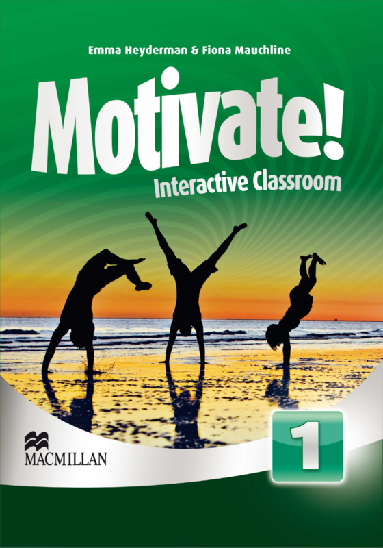 Motivate! Level 1 Interactive Classroom CD-ROM