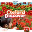 Oxford Discover Level 1 Class Audio CDs