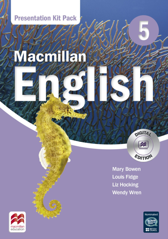 Macmillan English Level 5 Presentation Kit Pack