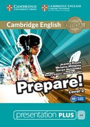 Cambridge English Prepare! Level 2 Presentation Plus DVD-ROM