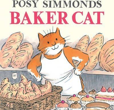 Baker Cat (Posy Simmonds) Paperback / softback