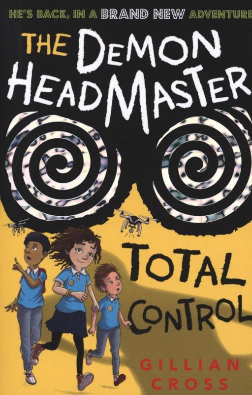 The Demon Headmaster Total Control