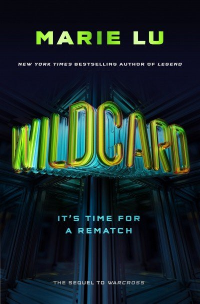 Wildcard (warcross 2) (Marie Lu)