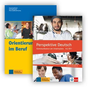 Berufssprachkurs Deutsch A2/B1 Vorteilspaket für das Spezialmodul A2/B1