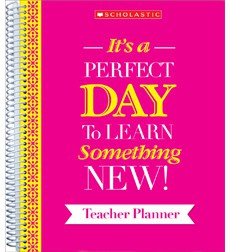 Teacher Inspiration Planner