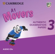 Cambridge English Young Learners 3 Movers Audio CDs (2)