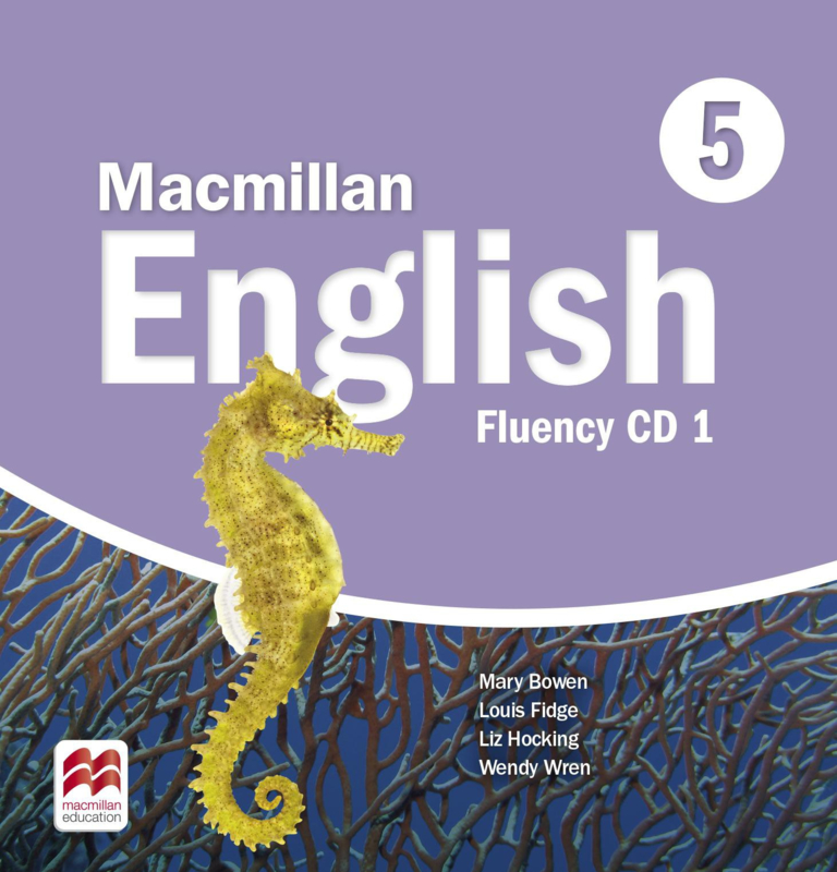 Macmillan English Level 5 Fluency Book Audio CD  (3)