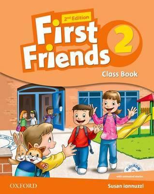 First Friends 2e 2 Classbook