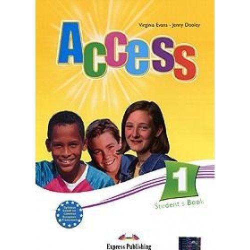 Access 1 Student's Book (international)