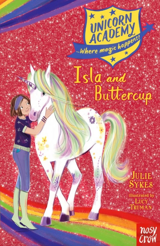 Unicorn Academy: Isla and Buttercup (Paperback)