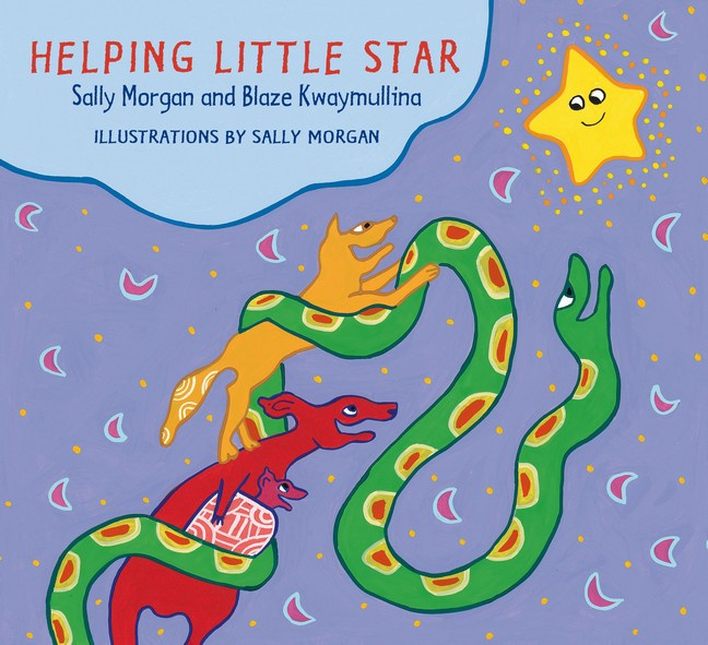 Helping Little Star (Blaze Kwaymullina and Sally Morgan, Sally Morgan)