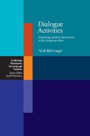 Dialogue Activities Paperback