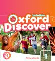 Oxford Discover Level 1 Picture Cards
