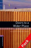 Oxford Bookworms Library Level 4: Doors To A Wider Place: Stories From Australia Audio Cd Pack