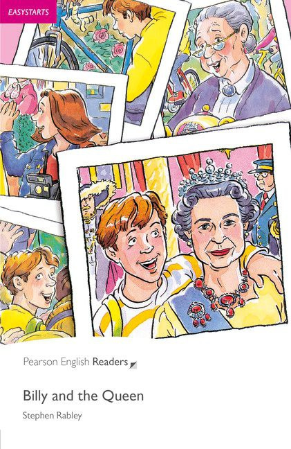 Billy & the Queen Book