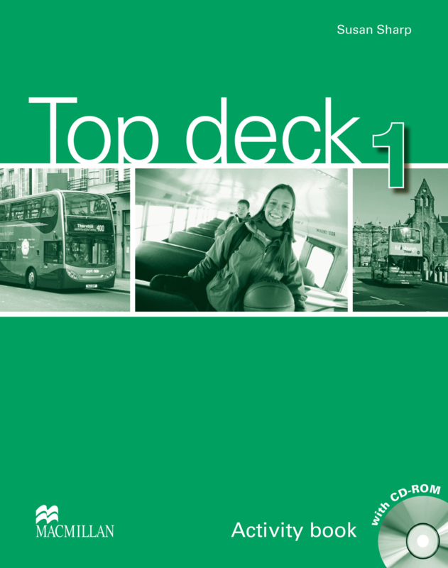 Top Deck Level 1 Activity Book and Pupil's CD-ROM Pack