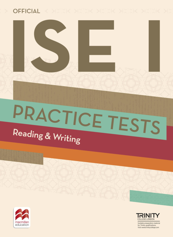 Trinity Ise Level 1 Practice Test Reading & Writing