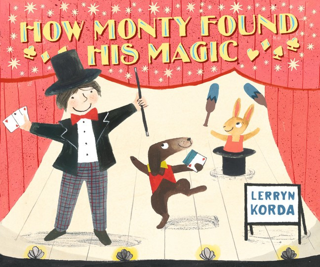 How Monty Found His Magic (Lerryn Korda)