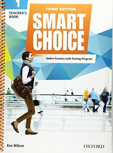 Smart Choice Level 1 Teacher's Book With Access To Lms With Testing Program