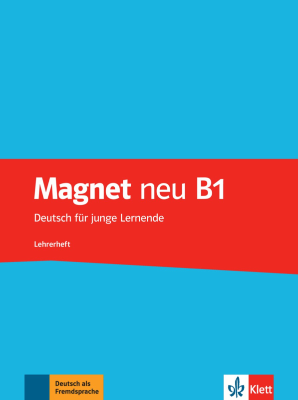 Magnet neu B1 Lehrerheft
