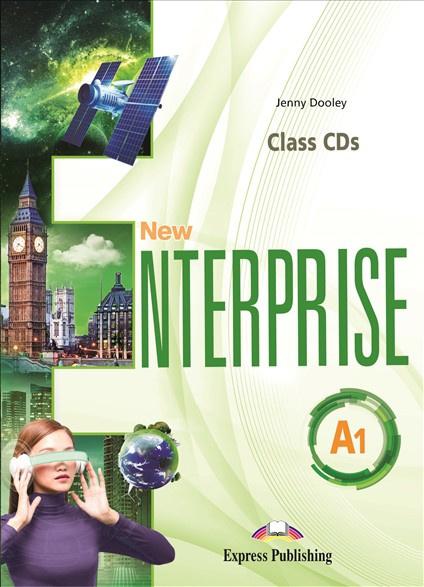 New Enterprise A1 Class Cds (set Of 4) (international)