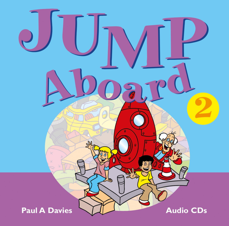 Jump Aboard Level 2 Audio CD (2)